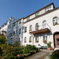 Beherberger - Hotel-Pension Rautenkranz